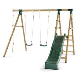 Plum® Giant Baboon Holz Schaukel- und Kletterset 27381