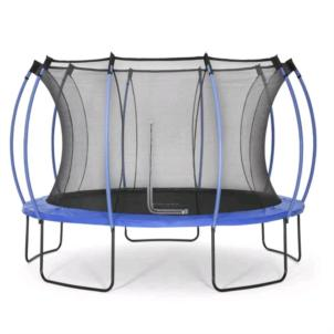 Plum® 366cm Colours Springsafe® Trampolin mit Netz blau 30275