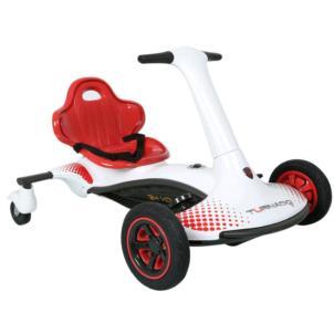 ROLLPLAY Turnado Drift Racer 24V weiß W401 15231