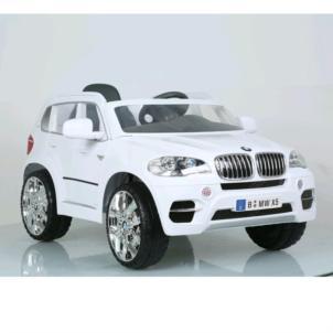 ROLLPLAY BMW-X5 SUV 6V weiß 22131