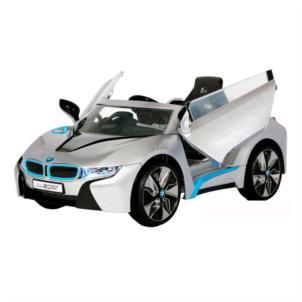 ROLLPLAY BMW i8 Spyder 6V silber W480 22251