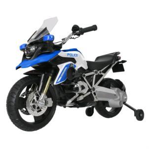 ROLLPLAY BMW R 1200 GS Police Motorcycle 6V blau 22921