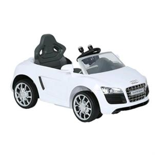 ROLLPLAY Audi R8 Spyder EZ Drive weiss 24231