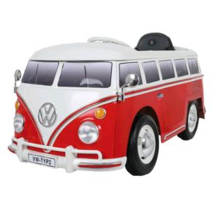 ROLLPLAY VW Bus T2 6V rot 29211
