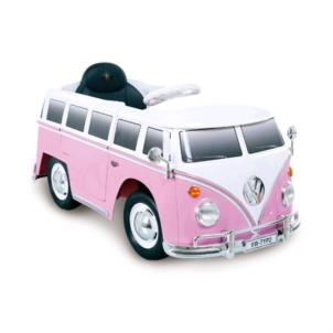 ROLLPLAY VW Bus T2 6V pink RC 29292