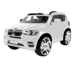 ROLLPLAY BMW X5 SUV 12V weiss RC 32132