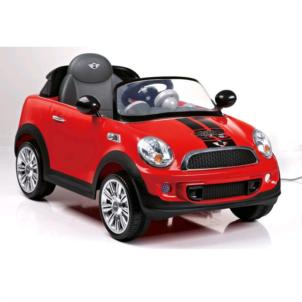 ROLLPLAY Mini Cooper S Coupe 12V rot RC 32412