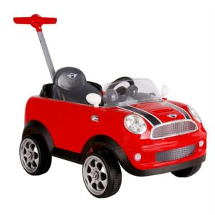 ROLLPLAY Mini Cooper Push Car rot ZW455-42513