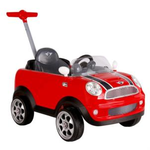 Rollplay MINI COOPER Push Car mit Pedal rot ZW455 P 42516