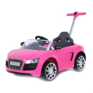 Rollplay Schiebeauto Audi Push Car pink ZW460 44393