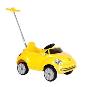 Rollplay VW Beetlepush Car gelb ZW456 49183