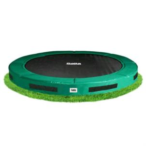 Salta Bodentrampolin Excellent Ground Ø366cm grün 545G