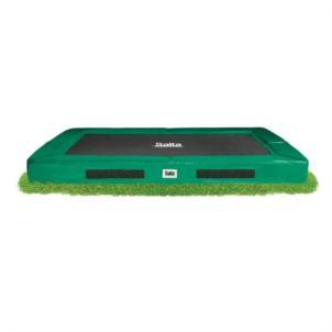 Salta Bodentrampolin Excellent Ground 153x214cm grün 547G