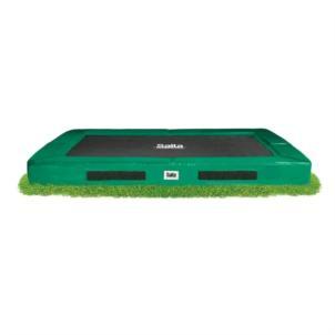 Salta Bodentrampolin Excellent Ground 213x305cm grün 548G