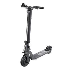GLOBBER Elektroscooter ONE K E-Motion schwarz/ kohlegrau 497-210