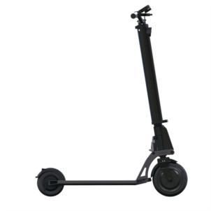 GLOBBER Elektroscooter ONE K E-Motion schwarz/bleigrau 497-220
