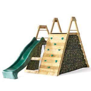 Plum® Holz Kletter Pyramide 27403