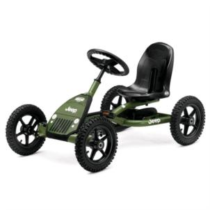 BERG Gokart Jeep® Junior grün 24.21.34.01
