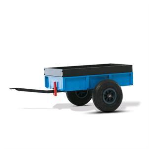 BERG Anhänger Steel Trailer blau 18.08.02.00