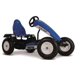 BERG E-Pedal Gokart Extra Sport Blue E-BFR 07.45.01.00