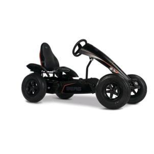 BERG E-Pedal Gokart Black Edition E-BFR 07.45.05.00