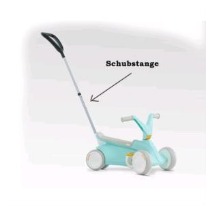 BERG Schubstange PUSH HANDLE XS 16.50.00.00