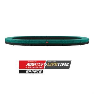 BERG Grand Champion InGround 350 (350x240cm) Grün 30.33.13.70