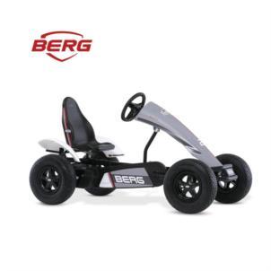 BERG Gokart Race GTS BFR-3 grau 07.20.14.00