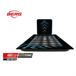 BERG ULTIM ELITE FLATGROUND 500 BLACK + AEROWALL 2X2 BLK&BLK 32.41.45.40