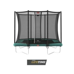 BERG Ultim Favorit Regular 280 (280x190cm) grün + Sicherheitsnetz Comfort 32.25.62.70