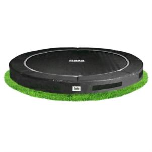 Salta Bodentrampolin Excellent Ground Ø366cm schwarz 545a
