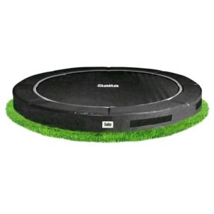 Salta Bodentrampolin Excellent Ground Ø427cm schwarz 546A