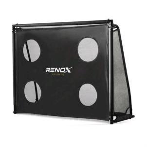 RENOX LEGEND Fußballtor inkl. Torwand 220x170x80cm 5111