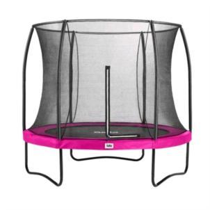 Salta Trampoline Comfort Edition Combo Ø213cm pink 5072P