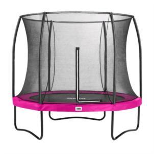 Salta Trampolin Comfort Edition Combo Ø251cm pink 5074P
