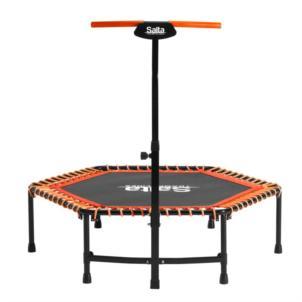 Salta Fitness-Trampolin Ø140cm Orange 5357O
