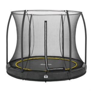 SALTA Bodentrampolin Comfort Edition Ground Ø183cm schwarz 5391A