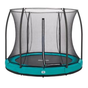 SALTA Bodentrampolin Comfort Edition Ground Ø213cm grün 5392G