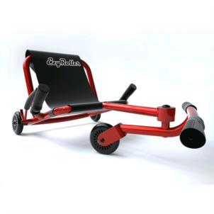 EzyRoller Classic Kinderfahrzeug Sitz-Dreirad rot EZR1