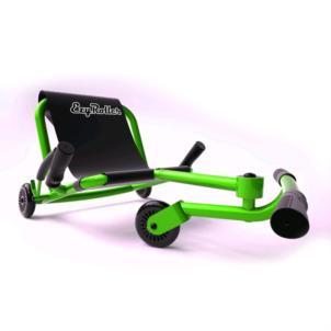 EzyRoller Classic Kinderfahrzeug Sitz-Dreirad grün EZR1G