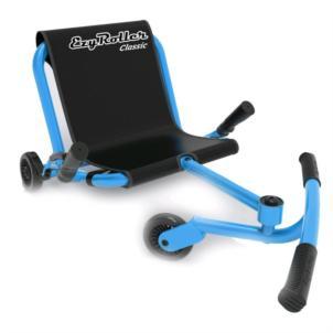 EzyRoller Classic Kinderfahrzeug Sitz-Dreirad blau EZR1B