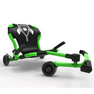 EzyRoller Classic X Kinderfahrzeug Sitz-Dreirad grün EZR1XLG
