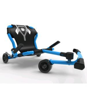 EzyRoller Classic X Kinderfahrzeug Sitz-Dreirad blau EZR1XB