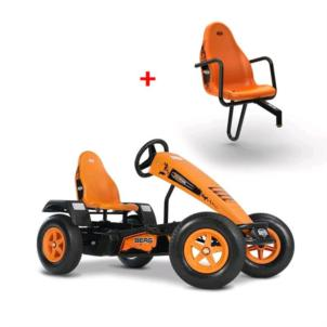 BERG Gokart X-Cross BFR orange 07.10.08.00 + gratis Sitz