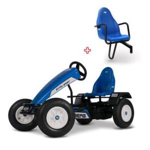 BERG Gokart Extra Sport Blue BFR 07.10.01.00 + Zusatzsitz