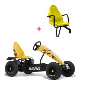 BERG XL B.Super Yellow BFR 07.10.24.00 + Zusatzsitz